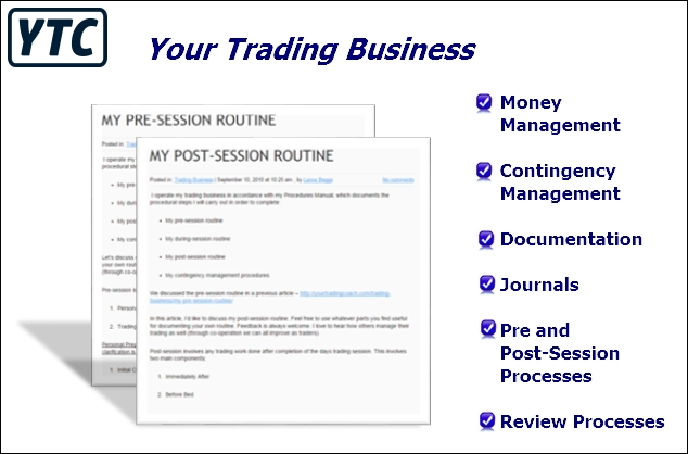 YTC Trading Business